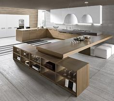 Custom Fitted kitchen SEGNO Class by Comprex | Design Maurizio Marconato, Terry Zappa @comprex