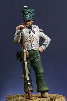 31e régt infanterie légère - Espagne 1812