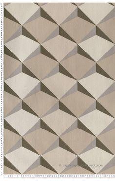 Pop Art Wallpaper, Pattern Wallpaper, 3d Pattern, Pattern Design, Wall Art Designs, Wall Design, Graphic Design Lessons, Triangle Art, 3d Quilts