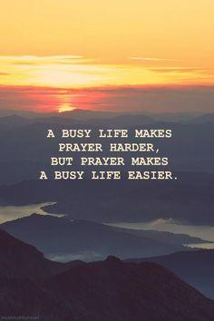 Prayer makes a busy like easier. ❤️  #Prayer #Islam #Faith
