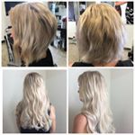 Blocking out a concave bob for a longer mermaid inspired summer using Carla Lawson Wefts Hairdresser Sally Concave Bob, Hair Toppers, Hair Loss Women, Hair Pieces, Sally, Hairdresser, Hair Extensions, Wigs, Mermaid