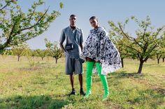 """Printemps.com on Instagram: """"BALENCIAGA 🟢 [fr] Réinventant les classiques et bousculant les codes, @balenciaga propose un univers où la Haute Couture se mêle au…"""""""