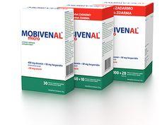 Mobivenal | Doplňky stravy s diosminem a hesperidinem