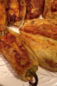 """Chiles Rellenos (Stuffed Peppers) 