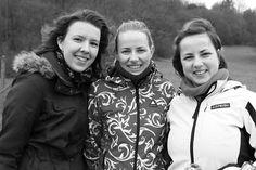 Fotoprojekt Usmej sa a zmen svet - trojita davka usmevov v podani Patky, Lucky a Majky, ktore som stretla na prechadzke :) https://www.facebook.com/usmejsaazmensvet