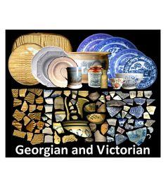 Georgian & Victorian Pottery - Michael Webber on Clayground