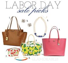 My Labor Day Sale Picks: Beauty, Fashion, and Accessories | Glamorable!