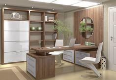 Construindo Minha Casa Clean: 10 Ideias para Montar seu Escritório em Casa! Inspire-se!
