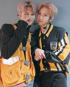 wooyoung & yeosang of ateez 💖 Fandom, K Pop, Jung Woo Young, Jung Yunho, Kim Hongjoong, Thing 1, Korean Music, One Team, Bias Wrecker