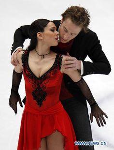 Wonderful moments at 2010 Grand Prix of Figure Skating Final (14 ...
