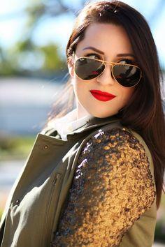 98 best óculos escuros fem images on Pinterest   Sunglasses, Ray ban ... dc4b82bcad