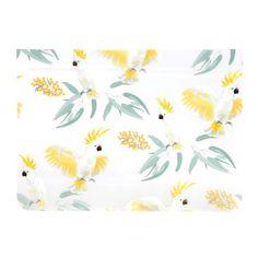 15082 - Reusable Zip Bags – Australian Collection – Birds – Set of 8 -3 Recycling, Tapestry, Birds, Zip, Baby, Stuff To Buy, Collection, Hanging Tapestry, Tapestries