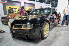 See a massive gallery of 100 car photos from the 2016 SEMA Show in Las Vegas