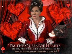 Cora, The Queen of Hearts once upon a time quotes Ouat Quotes, Time Quotes, Funny Quotes, Abc Tv Shows, Movies And Tv Shows, Once Upon A Time, Barbara Hershey, Outlaw Queen, Captain Swan