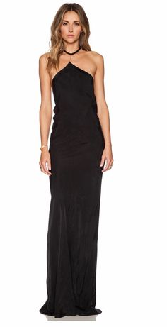 0b8118a67269 Shop for Jay Godfrey Dallenbach Backless Gown in Black at REVOLVE. Free day  shipping and returns