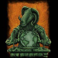 """The power of reinforcements"" . . . . #artwork #drawing #illustration #digitalart #digitalpainting #mixmedia #mixmediaart #instadaily #instaart #instapainting #lamb #riseboomink"