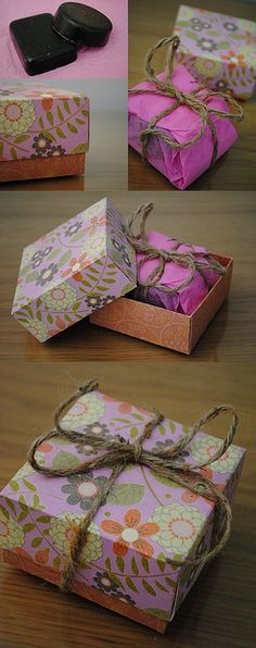 Image result for upcycled soap boxes