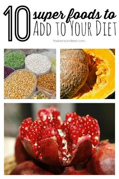 10 Super Foods to Ad
