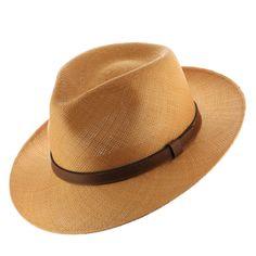 Malta Sienna Straw Panama Hat 62b72f9e4b0