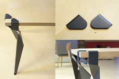 Table legs concept on Behance