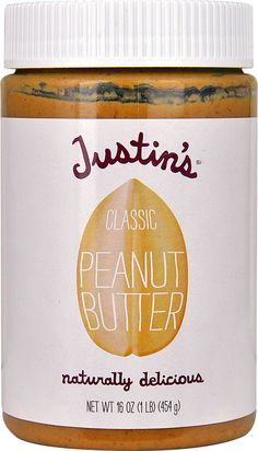 3ebf0200a2d Justin s Peanut Butter Classic -- 16 oz