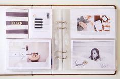 project Life 6x8 Handbook by LilyandTwig at @studio_calico