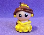 Chibi: Belle from Beauty and the Beast