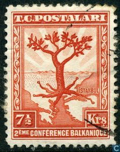 1931 Turkey - 2nd balkan Conference