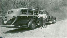 Packard Tour Bus