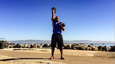 Kettlebell Push Press & Alternating Press