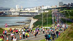 2014 Brighton Marathon - we have charity places for this event, please get in touch supportus@deafblind.org.uk for more info Brighton, Marathon, Fundraising, Charity, Dolores Park, Clever, Touch, Fitness, Places
