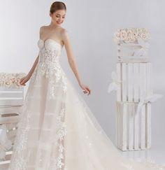 3ffbfa92632 Sposine - Il blog della Sposa  Yoliah - Un Atelier di abiti da sposa unico
