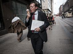Jukka TIlus | Helsinki Street
