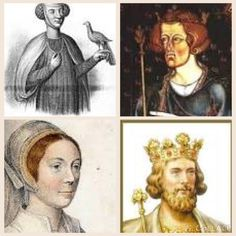Edward had 10 children. He had 3 with his first wife, Eleanor of Castille, named Edward, Joan and Elizabeth. He then had 7 with his second wife, Margaret of France. He had two sons, Edmund and Thomas, followed by a daughter named Eleanor after his first wife, followed by Margaret, Mary, Alphonso and Henry.