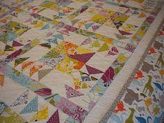 Beautiful fabrics make my fingers twitch!