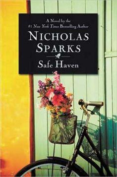 "Nicholas Sparks ""Safe Haven"" Best book of his very suspenseful."