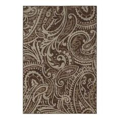 Nebraska Furniture Mart – Shaw NewportElise 5'3'' x 7'7'' Brown Area Rug