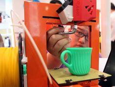 3ders.org - Taiwan develops heat-resistant, food-grade bioplastics   3D Printer News & 3D Printing News