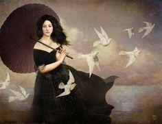 Absyntowy Psot: Christian Schloe - romantyczny surrealizm (artysta tygodnia)