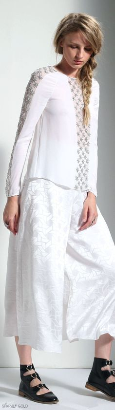 Temperley London Resort 2016