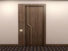 Corridor, Room Door