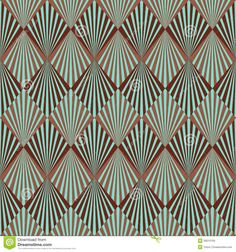 Art Deco Pattern - Download From Over 26 Million High Quality Stock Photos, Images, Vectors. Sign up for FREE today. Image: 29510109