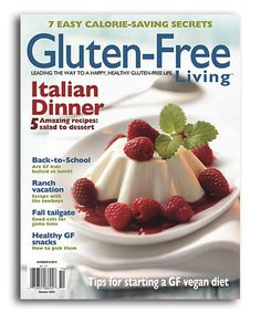 Take a look at this Gluten Free Living Magazine Subscription by Strategic Media LLC on #zulily today!