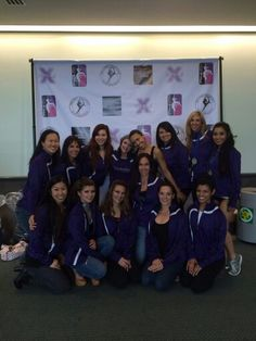 Fembody Competition Team. Let's get down to business!