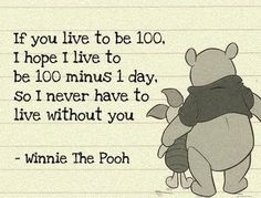 I've always loved Pooh...he's so amazing!