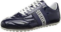 Bikkembergs 641195, Unisex-Erwachsene Sneakers, Blau (blue), 37 EU - http://on-line-kaufen.de/bikkembergs/37-eu-bikkembergs-641195-unisex-erwachsene