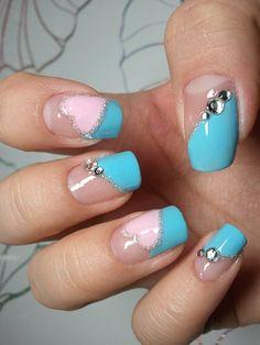 Lush Fab Glam: Style Me Pretty: Spring Nail Art Designs!