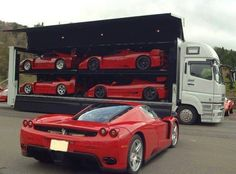 I see my special delivery has arrived #Ferrari #CarFlash