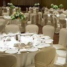 cream chair covers for weddings ergonomic walmart 387 best wedding images chairs i like the tan versus white with table cloth