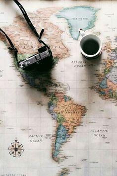 world map♥